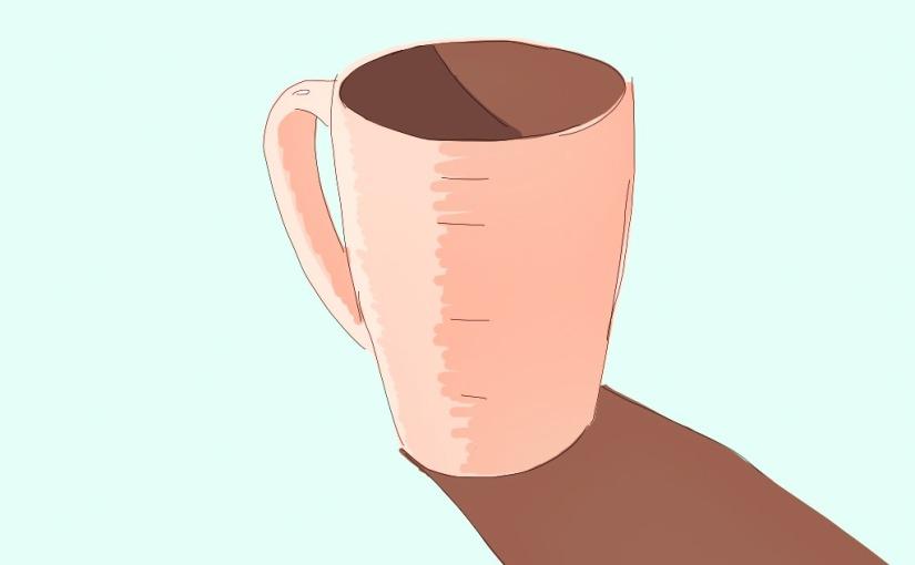 Morning coffee, 8.22.17